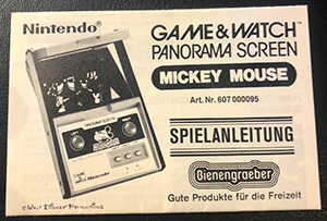 Panorama Screen Mickey Mouse