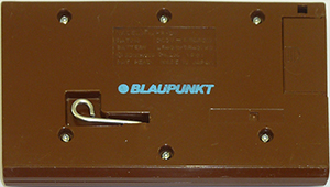 Promo Game&Watch Blaupunkt