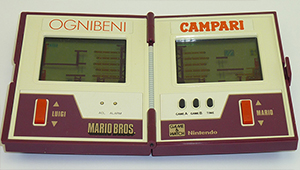 Promo Game&Watch Campari