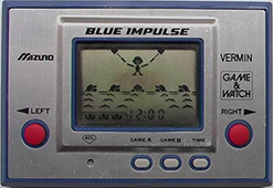 Promo Game&Watch Mizuno