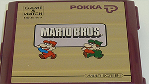 Promo Game&Watch Pokka