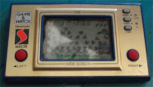 Promo Game&Watch Sicli