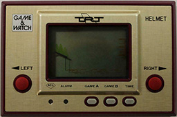 Promo Game&Watch TRT