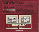 Mario Brother's (Mario Bros. MW-56)
