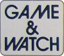 Das Logo Game&Watch